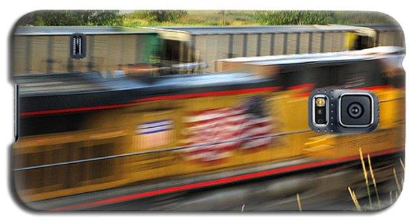 Fast Train Galaxy S5 Case