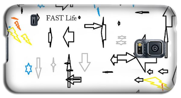 Fastlife Galaxy S5 Case