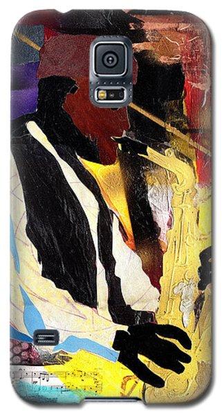 Fathead Newman Galaxy S5 Case by Everett Spruill