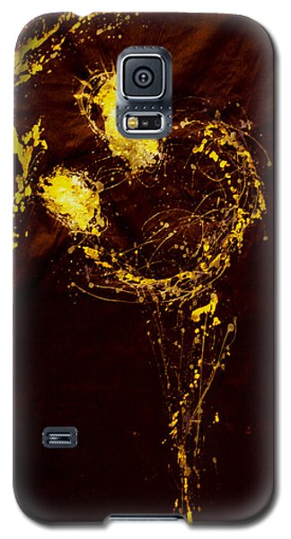 Father And Child Galaxy S5 Case