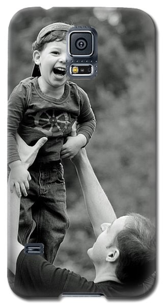 Father And Son IIi Galaxy S5 Case by Lisa Phillips