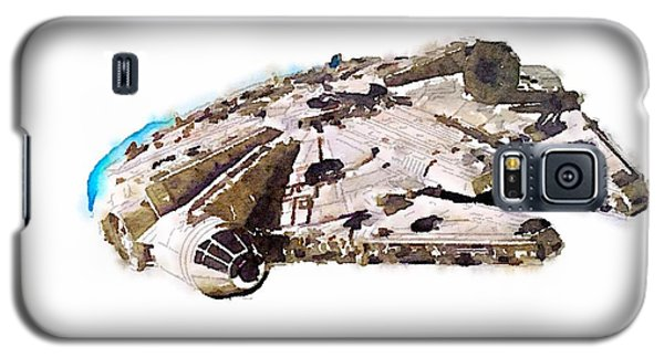 Millenium Falcon Galaxy S5 Case