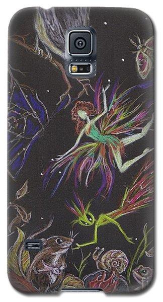 Fauna Galaxy S5 Case by Dawn Fairies