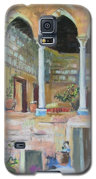Fauzi Azar Mansion Galaxy S5 Case by Linda Novick