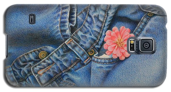 Favorite Jeans Galaxy S5 Case