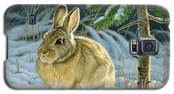 Rabbit Galaxy S5 Case - Favorite Place - Bunny by Paul Krapf