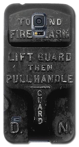 Fdny - Alarm Galaxy S5 Case by James Aiken