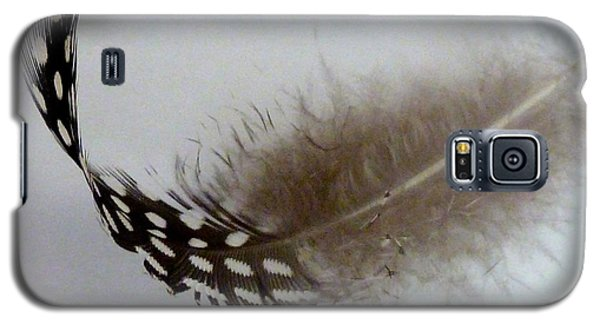 Feather 3 Galaxy S5 Case by Sally Simon