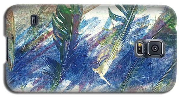 Feather Dance Galaxy S5 Case