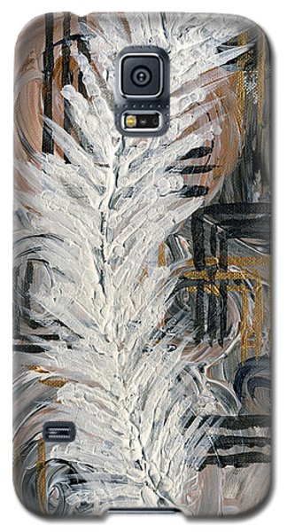 Feather Of Light Galaxy S5 Case