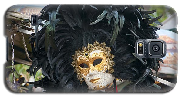Feathered Glory In Venice Galaxy S5 Case