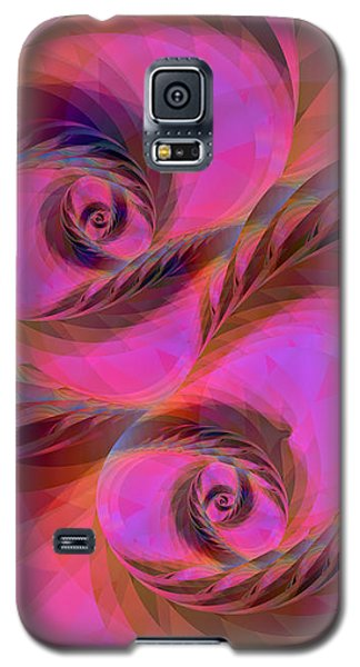Feathers In The Wind Galaxy S5 Case