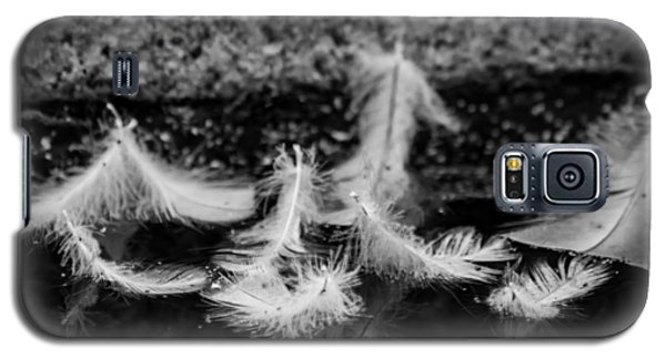 Angels Pass By - Monochrome Galaxy S5 Case