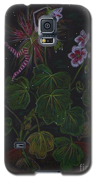Galaxy S5 Case featuring the drawing February by Dawn Fairies