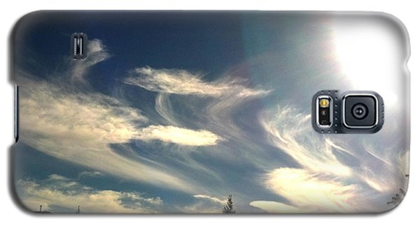 February Skies 1 Galaxy S5 Case