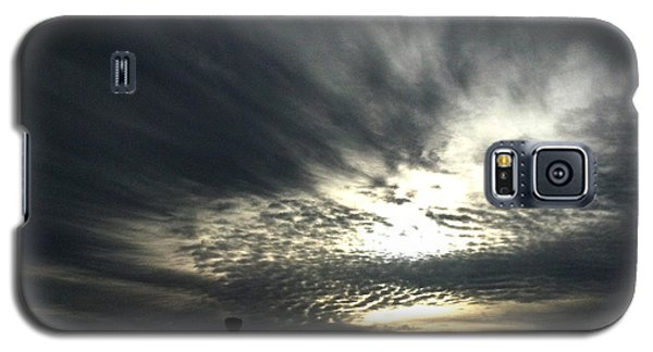 February Skies 2 Galaxy S5 Case