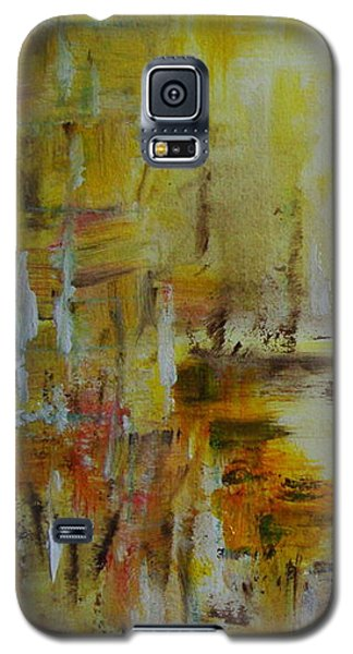 Feel The Heat Galaxy S5 Case by Veronica Rickard