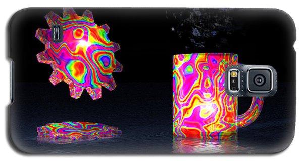 Feelin' Groovy Galaxy S5 Case by Jacqueline Lloyd