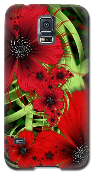 Feelin' Red Galaxy S5 Case
