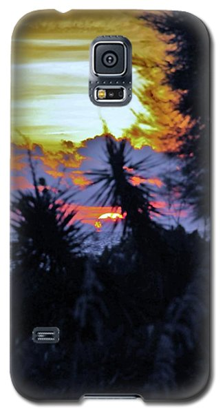 Feeling A Sunset Galaxy S5 Case by Kicking Bear  Productions