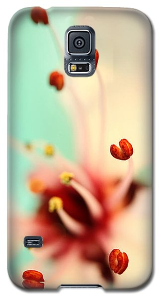 Galaxy S5 Case featuring the photograph Feeling Spring by Sharon Johnstone