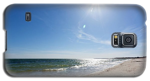 Feeling The Warmth Of Hope And Happiness Galaxy S5 Case