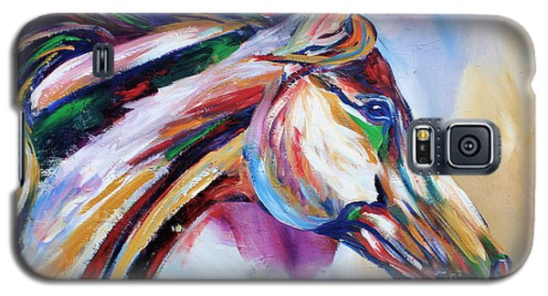 Feeling The Wind Galaxy S5 Case by Cher Devereaux