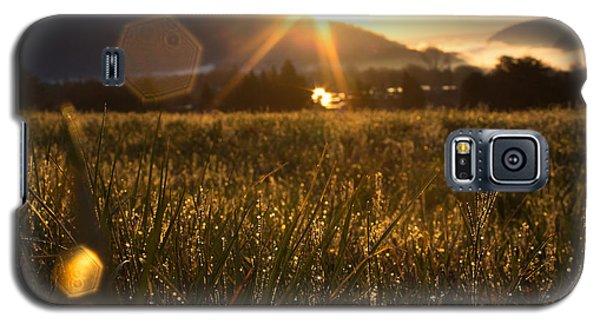 Feelings At Dawn Galaxy S5 Case by Everett Houser