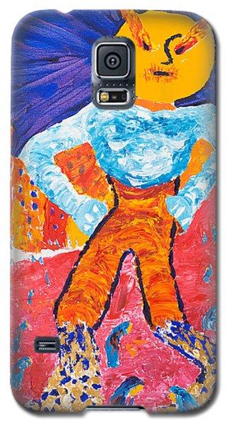 Feet Of Clay Galaxy S5 Case
