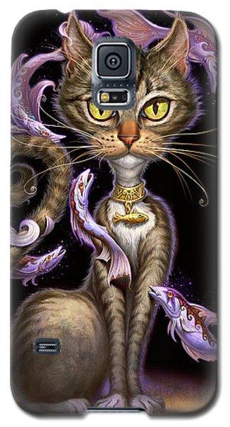 Feline Fantasy Galaxy S5 Case by Jeff Haynie