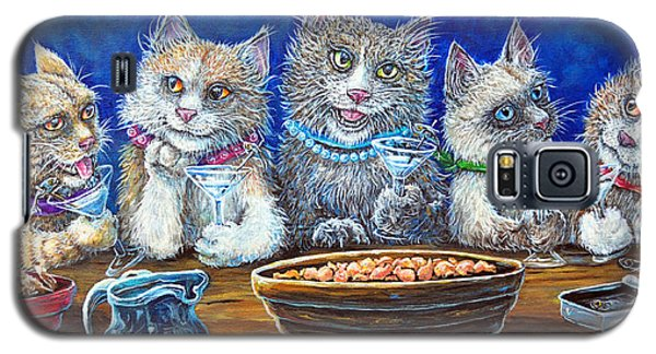 Felines After Five Galaxy S5 Case