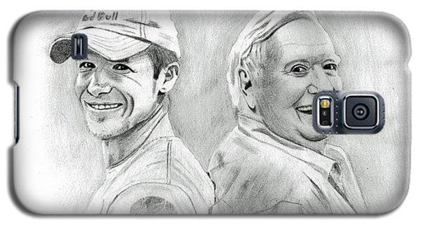 Felix Baumgartner And Joe Kittinger Galaxy S5 Case