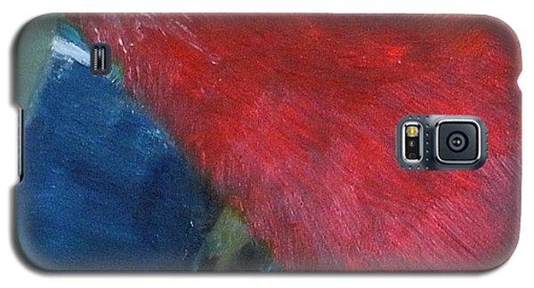 Female Eclectus Galaxy S5 Case