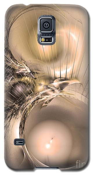 Femina Et Vir - Abstract Art Galaxy S5 Case