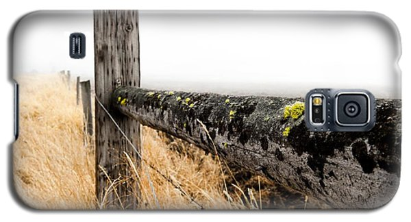 Fence Line Galaxy S5 Case