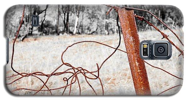 Fence Galaxy S5 Case