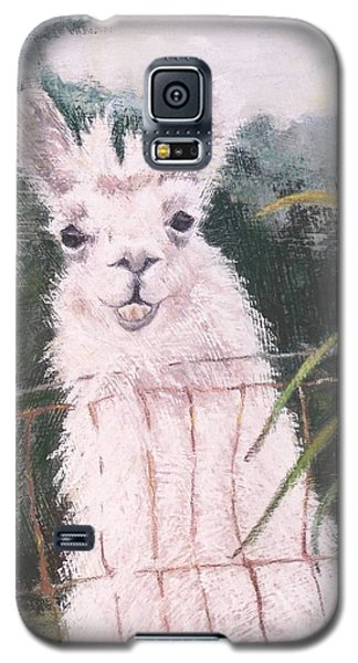 Fences Make Good Neighbors Galaxy S5 Case by Mary Lynne Powers