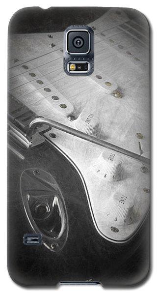 Fender Strat Galaxy S5 Case by Ian Merton