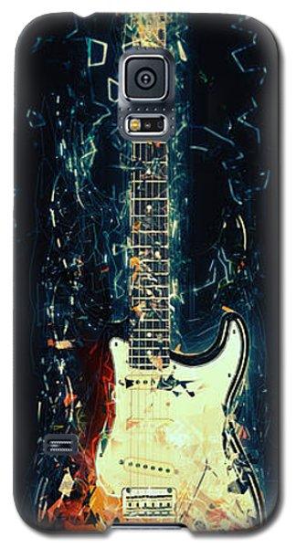 Fender Strat Galaxy S5 Case