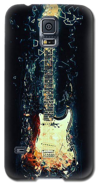 Fender Strat Galaxy S5 Case