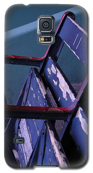 Fenway Park Third Base Seat Galaxy S5 Case