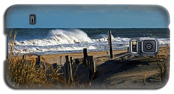 Fenwick Dunes And Waves Galaxy S5 Case