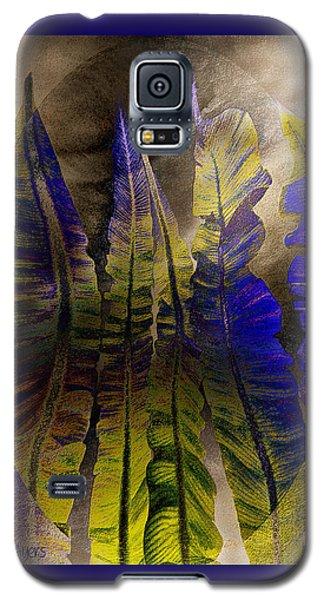 Fern Forest Galaxy S5 Case by Paula Ayers