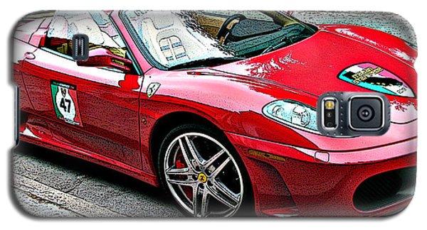 Ferrari 430 Spider Galaxy S5 Case