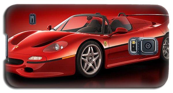 Ferrari F50 - Flare Galaxy S5 Case