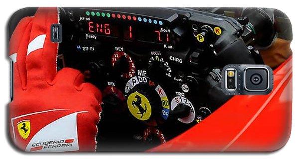 Ferrari Formula 1 Cockpit Galaxy S5 Case