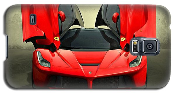 Ferrari Laferrari F 150 Supercar Galaxy S5 Case