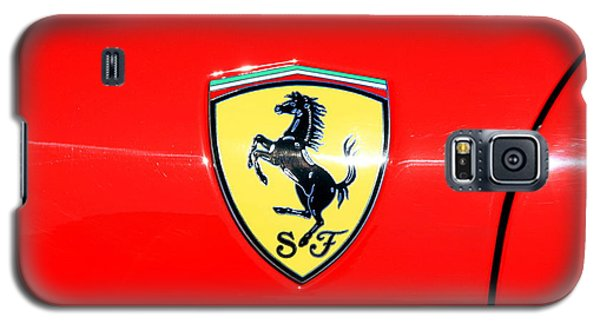 Ferrari Logo Galaxy S5 Case