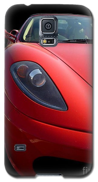 Ferrari Galaxy S5 Case by Vicki Spindler