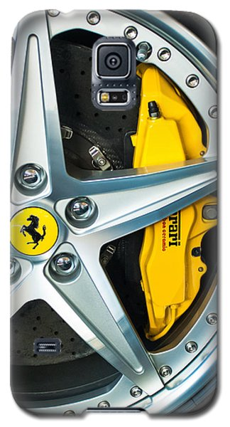 Ferrari Wheel 3 Galaxy S5 Case